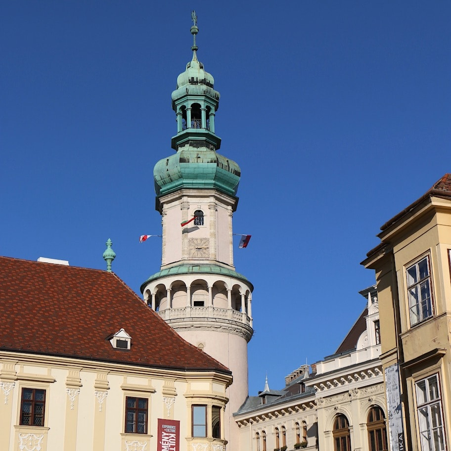 Sopron's Fire Tower