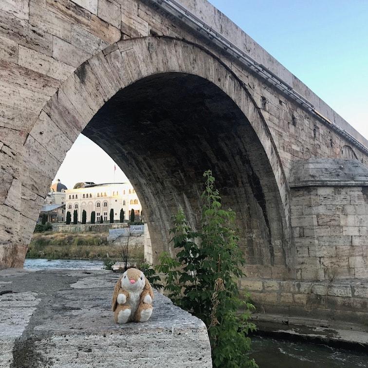 Exploring Skopje