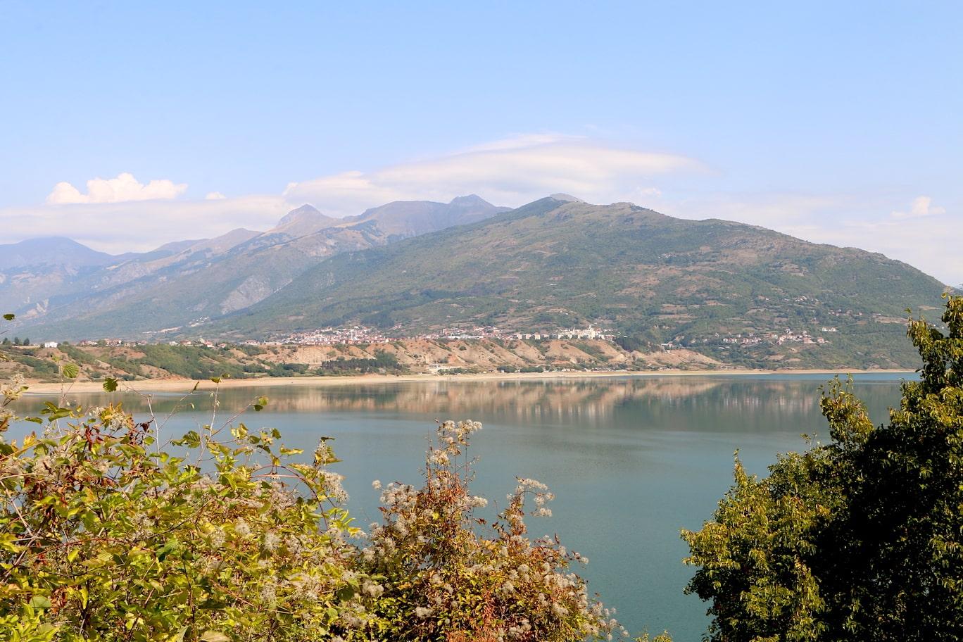 Views along the Black Drin river