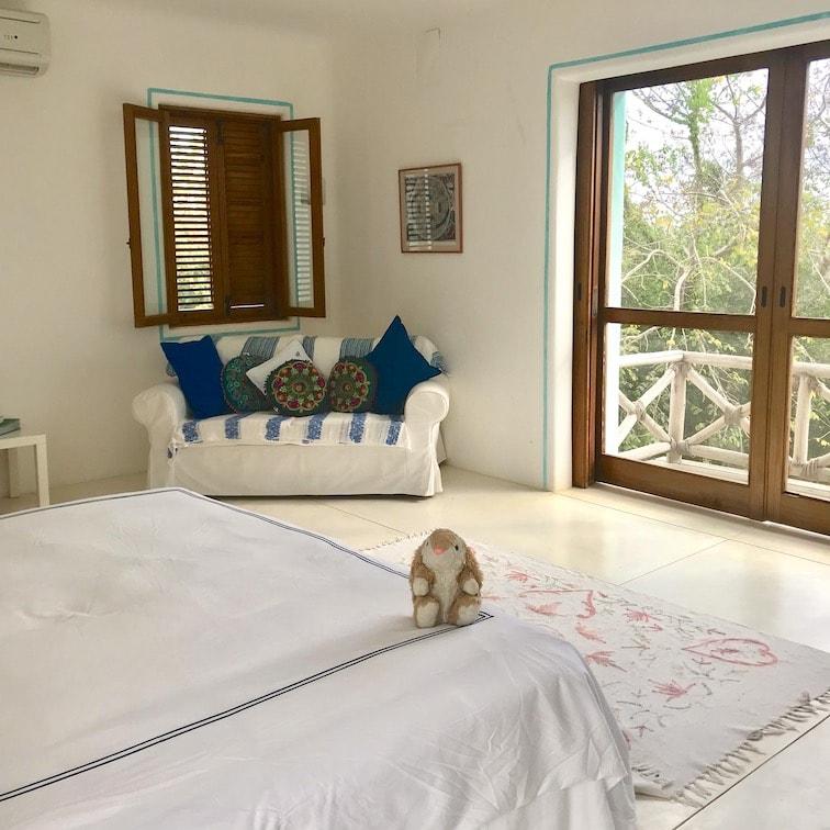 Bunny's room at Ki-Ra