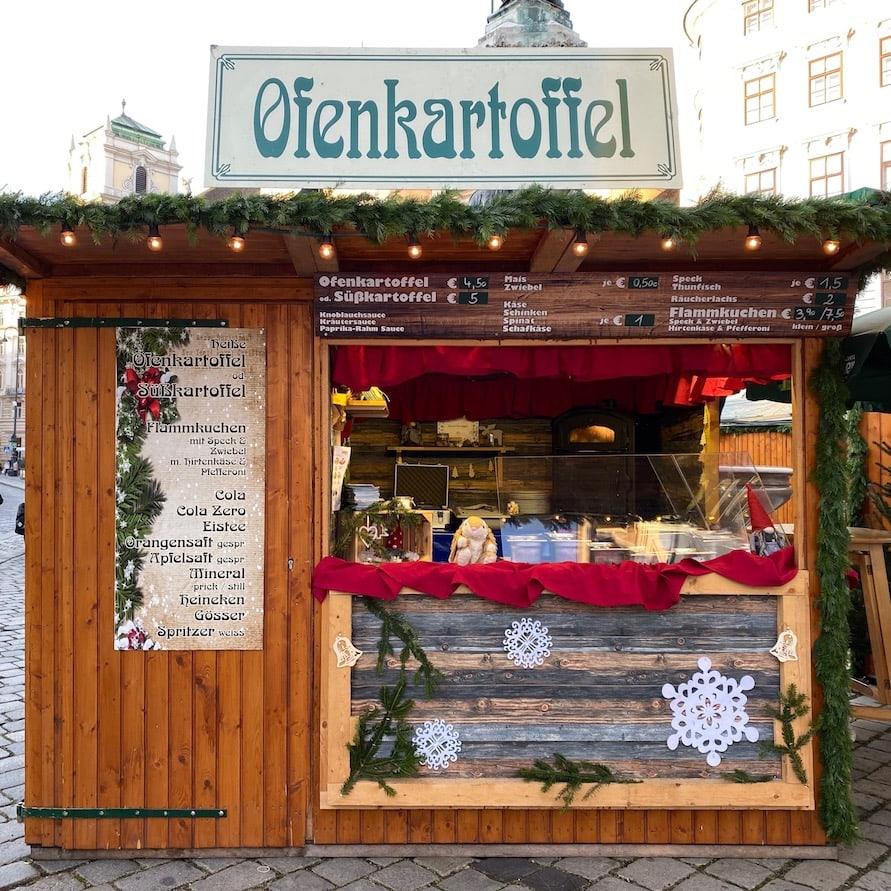 The best jacket potatoes in Vienna