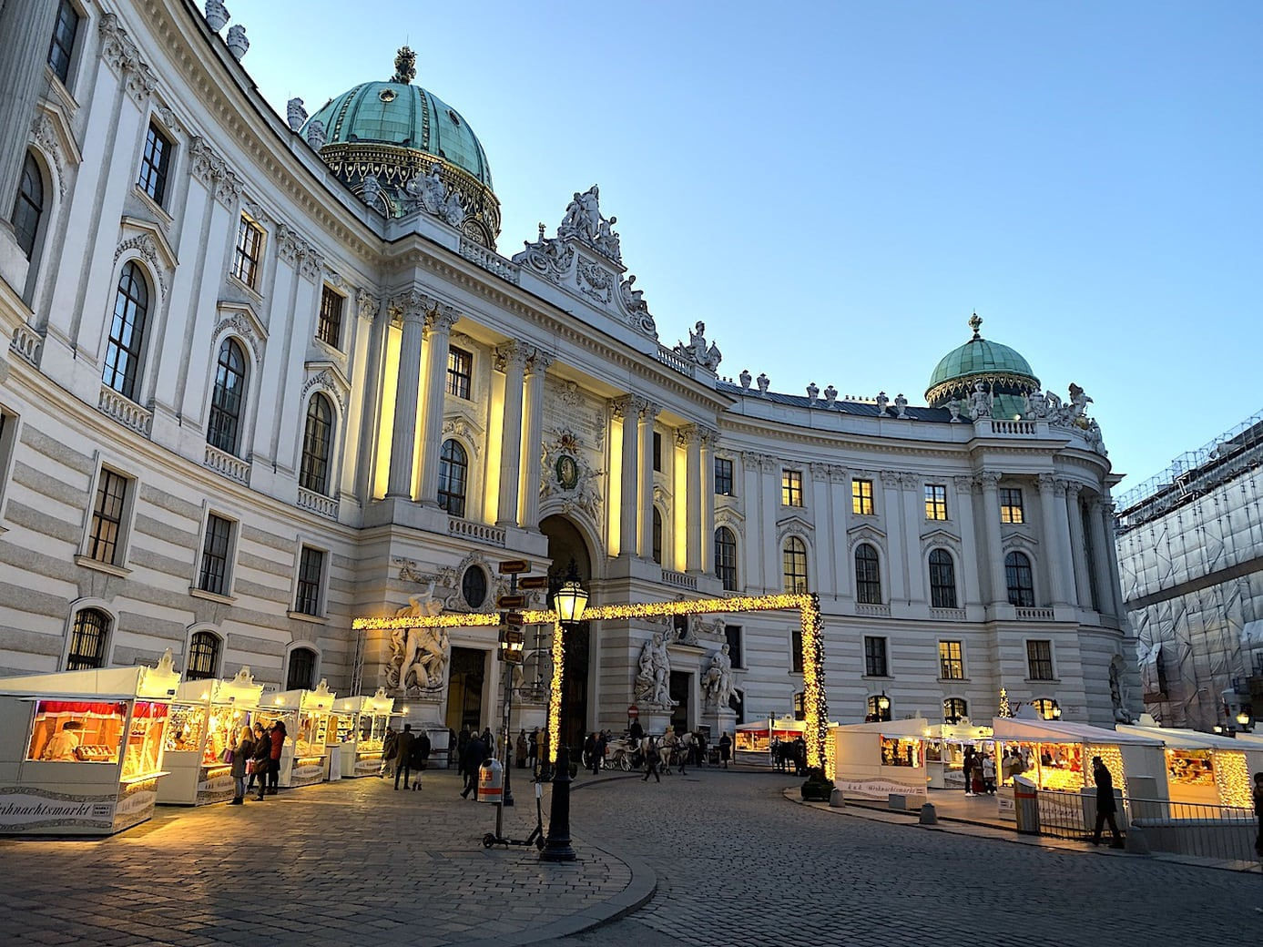 Imperial and Royal Christmas Market