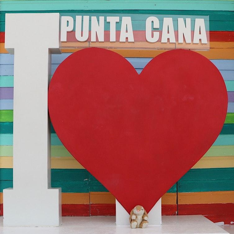 Bunny in Punta Cana
