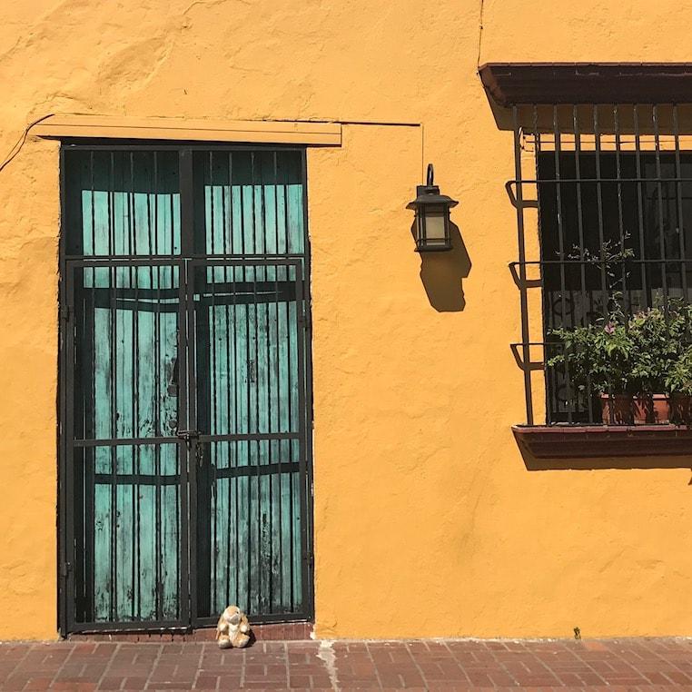 Hopping around Santo Domingo