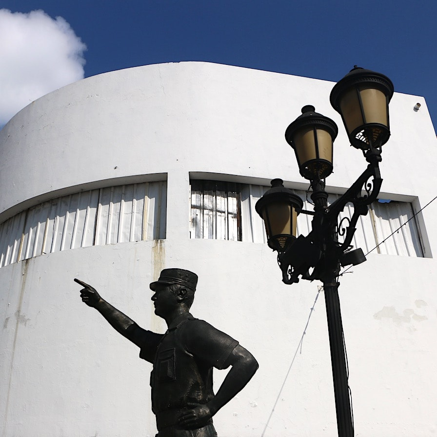 Santo Domingo scene
