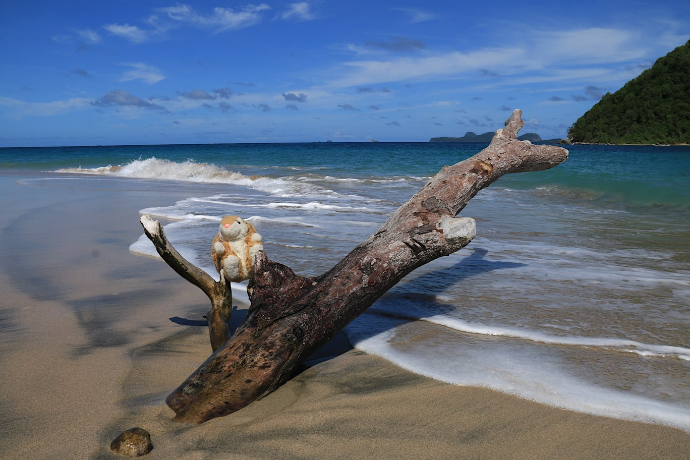 Levera Beach, Grenada