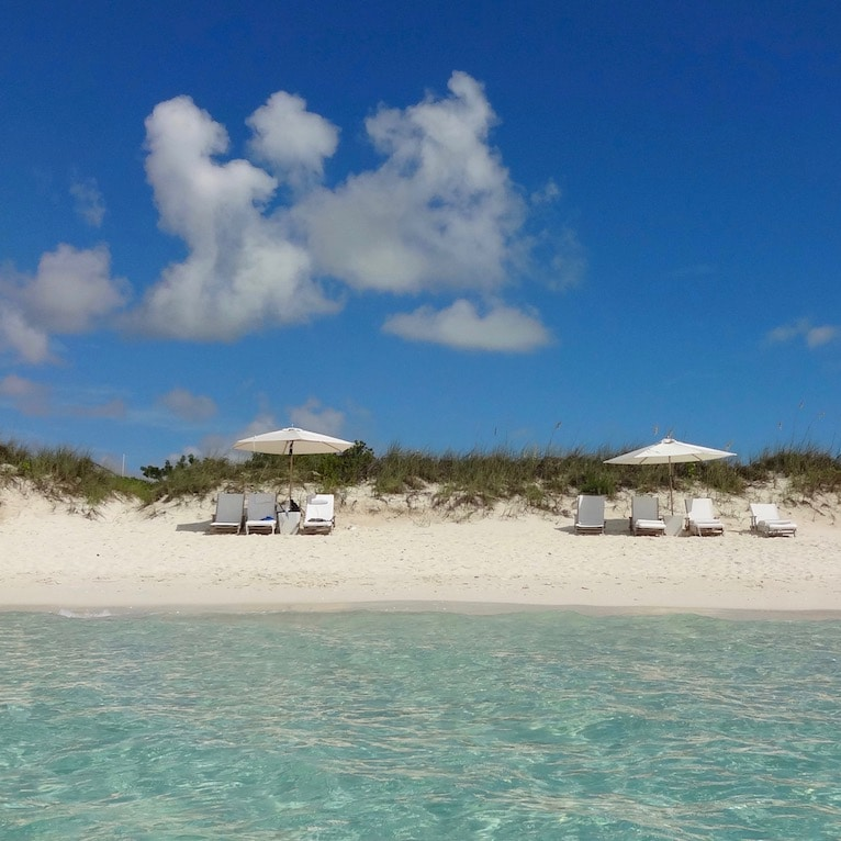 Parrot Cay in Turks and Caicos