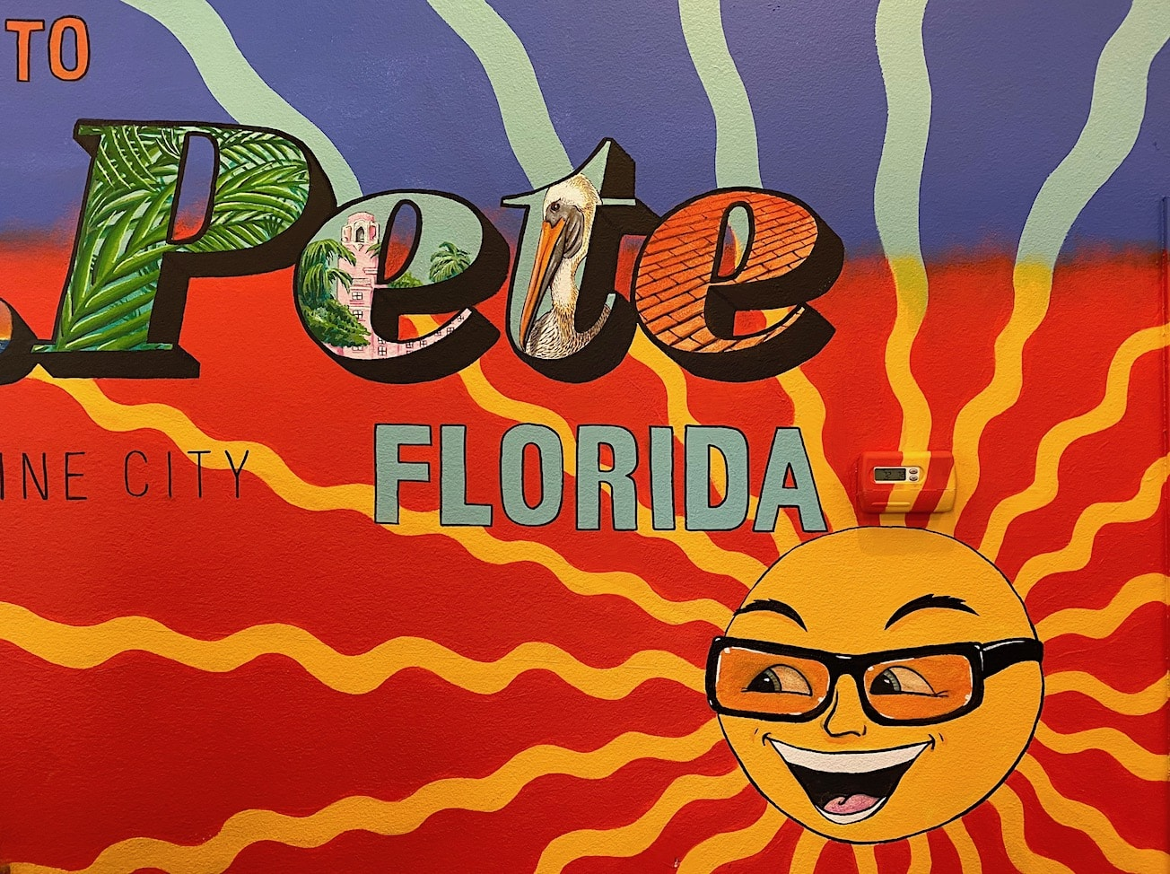 Welcome to St. Pete