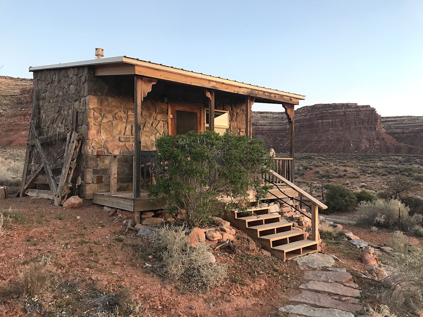 Valley of the Gods B&B cabin