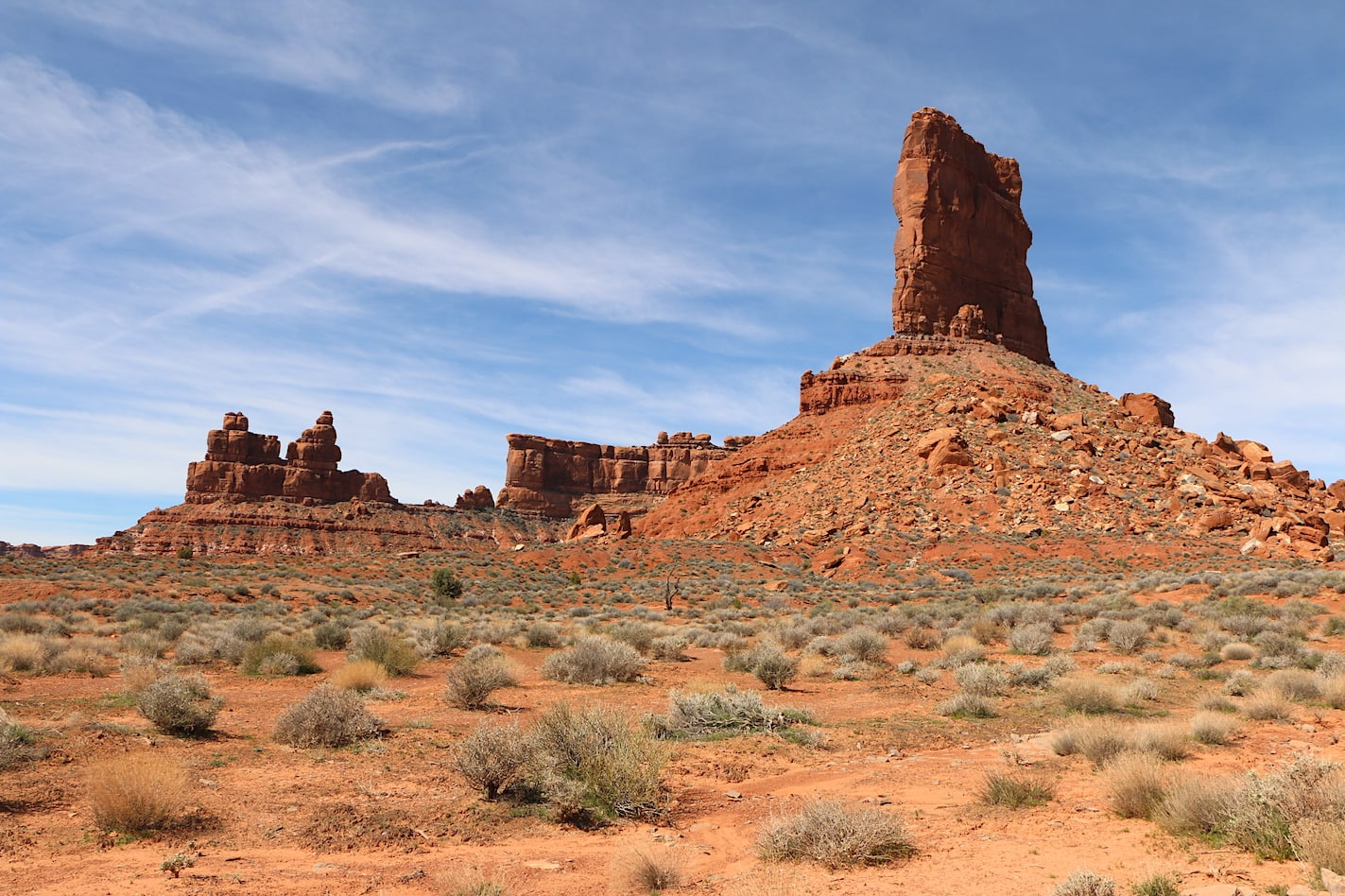 Valley of the Gods scenery