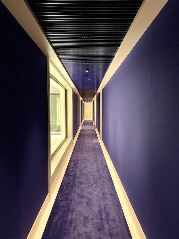 Seventy Barcelona corridors
