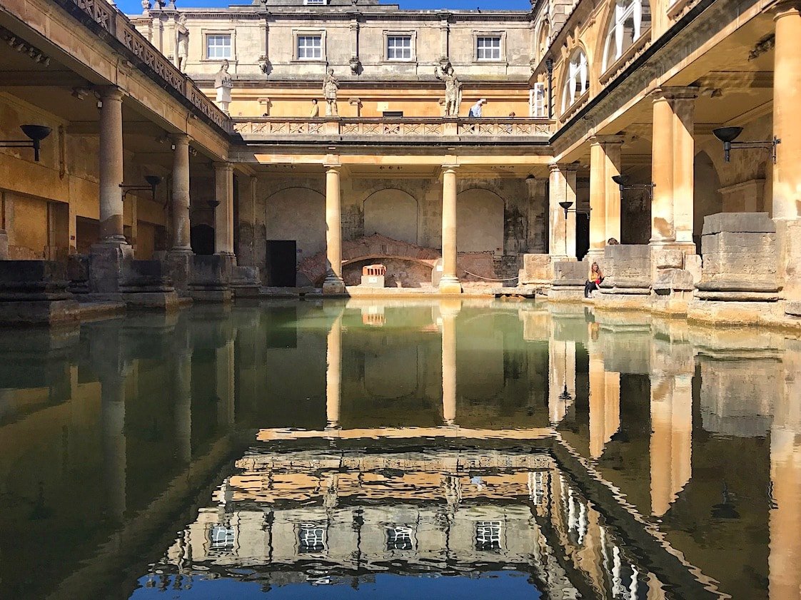 Bath's most famous sight
