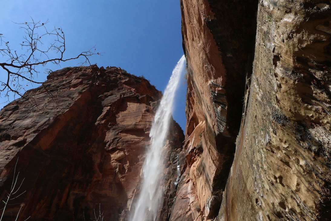 An easy hike in Zion NP