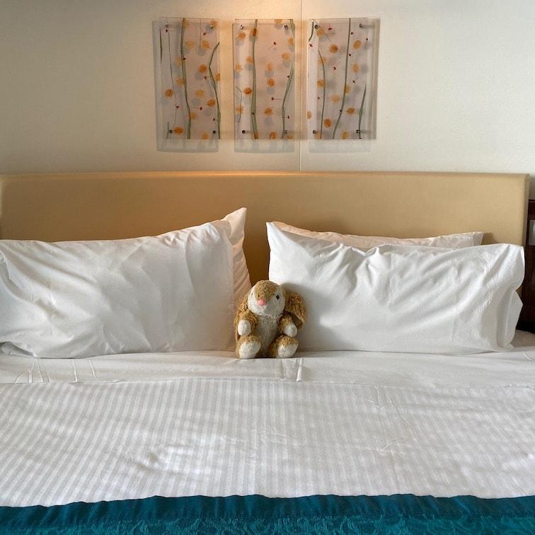 Bunny's stateroom