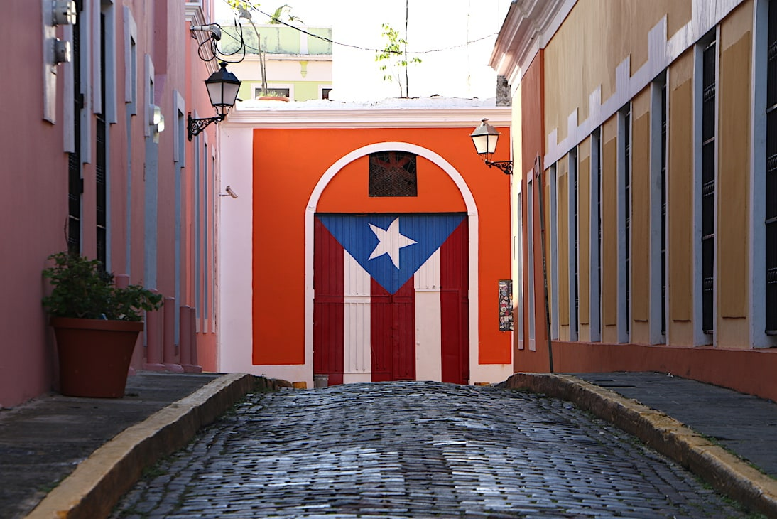 Colourful Puerto Rico