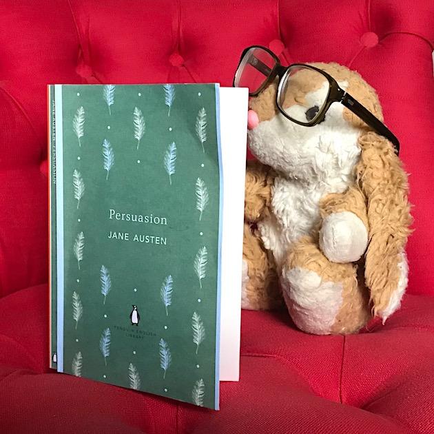 Bunny the bookworm