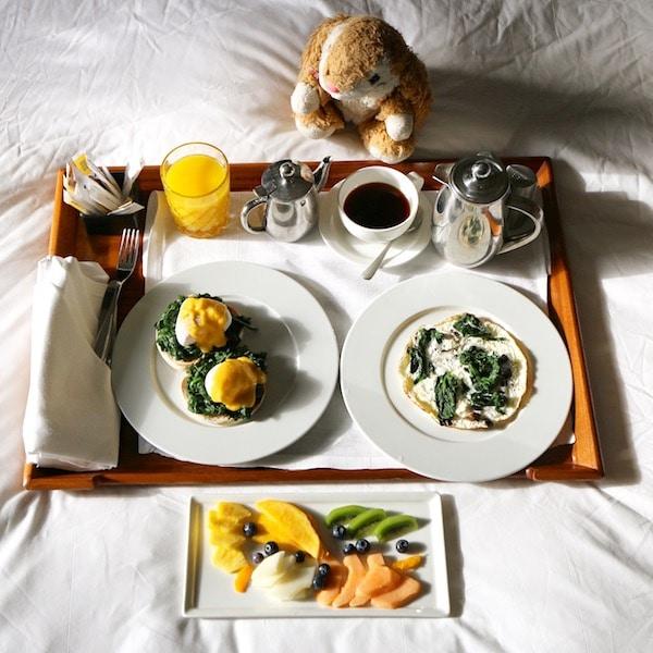 Breakfast at The Hari