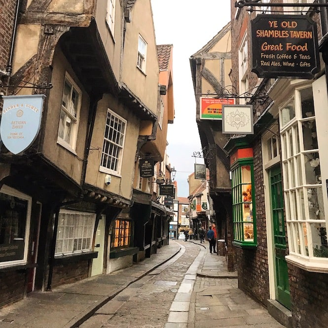 York's most famous street