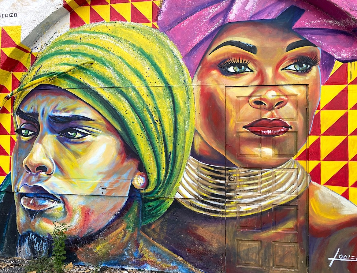 Street art in Willemstad