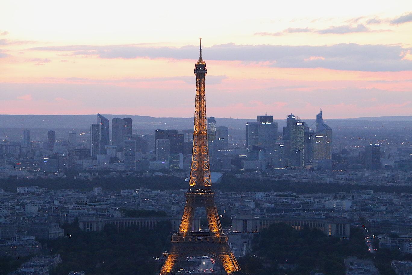 Perfect time to visit Paris