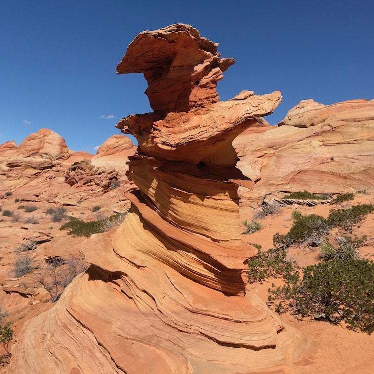 Wonderful natural formations