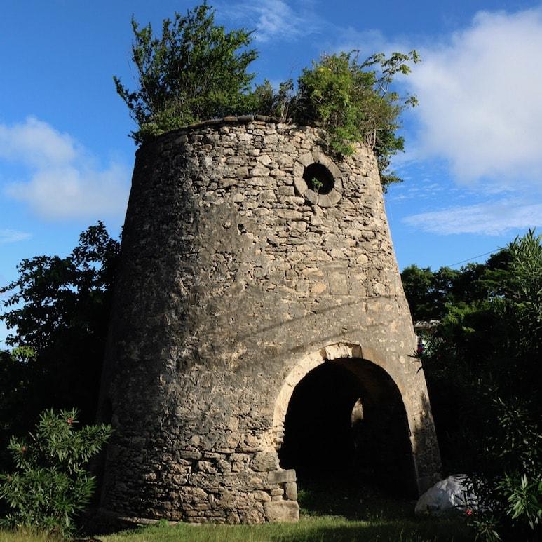 Historical windmill