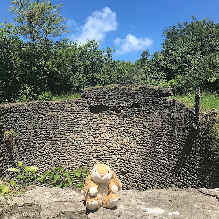 The oldest well in Carriacou