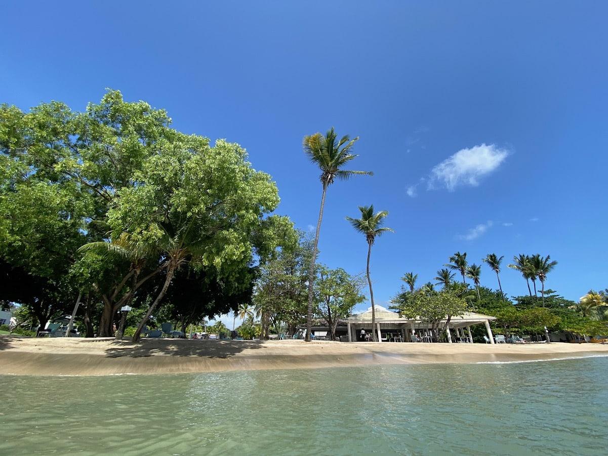Hotel Calabash beach