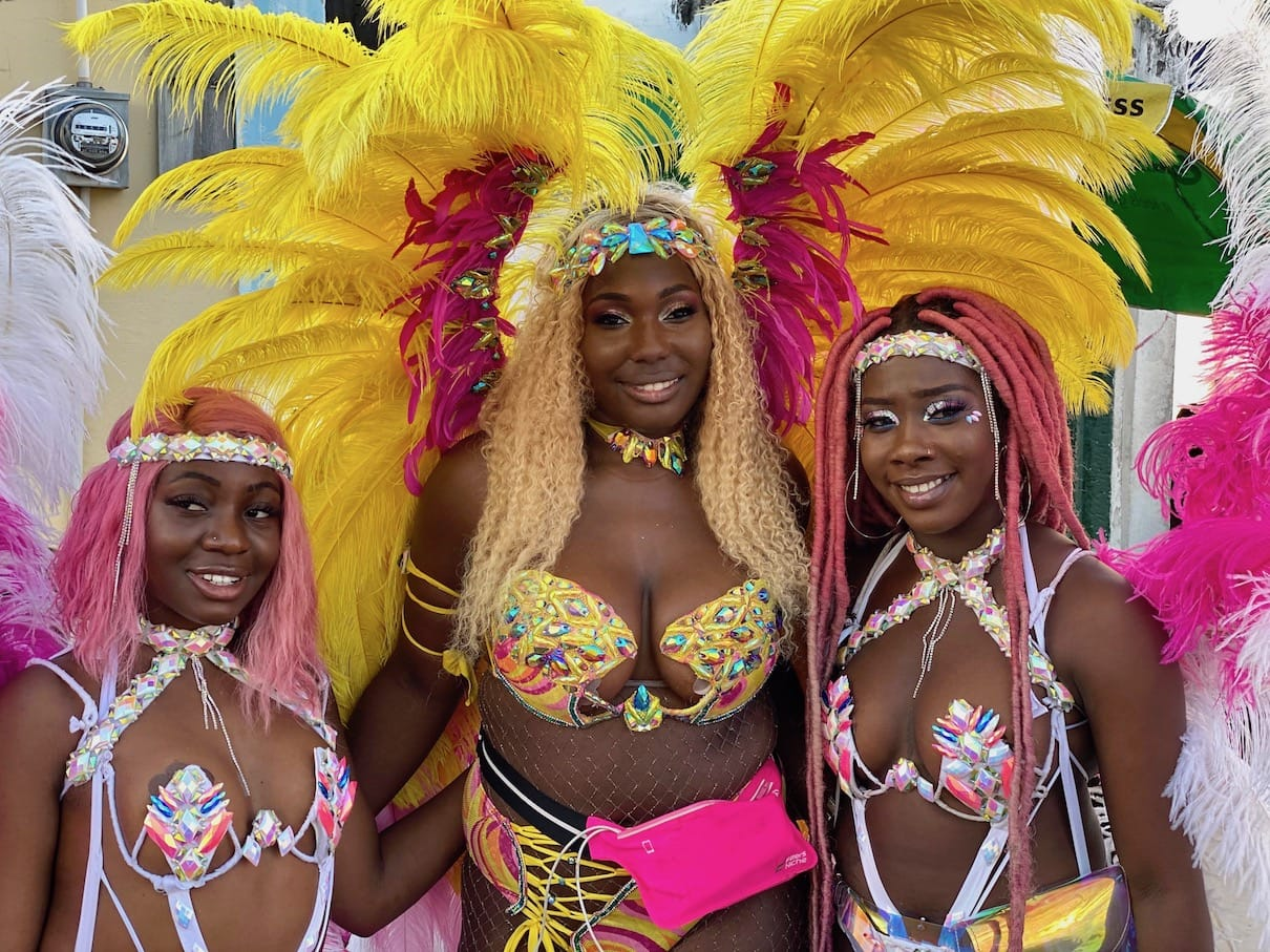 Carriacou Carnival February 2020