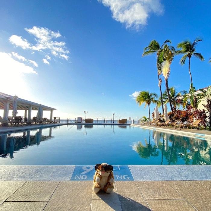 Bunny's go-to hotel in Grenada