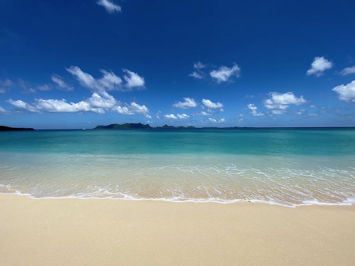Carriacou beach