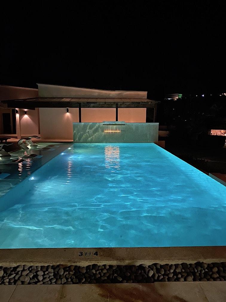 Calabash pool