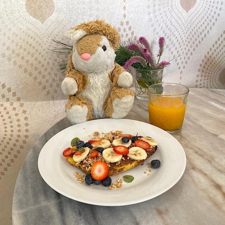 Dreamcatcher breakfast
